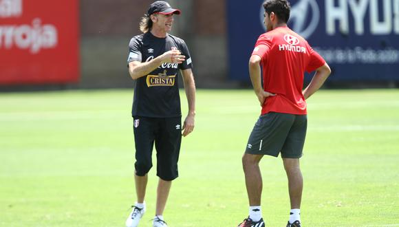 Carlos Zambrano jugó por última vez con la selección peruana en octubre de 2020. (Foto: GEC)