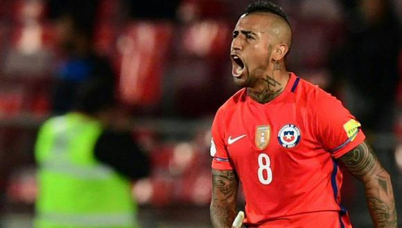 Arturo Vidal dejó en claro que viajará a Chile a jugar Eliminatorias. (Foto: EFE)
