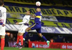 Boca Juniors cayó 2-0 ante San Lorenzo por la fecha 3 de la  Liga Profesional de Fútbol de Argentina