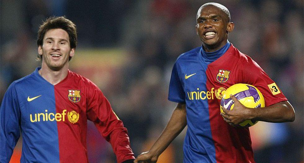 Apuesta sus fichas por él: El sucesor de Lionel Messi según Samuel Eto'o