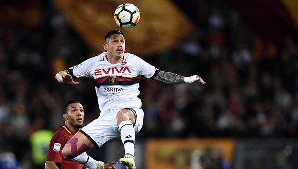 Gianluca Lapadula fichará por un sorpresivo club de la Serie A
