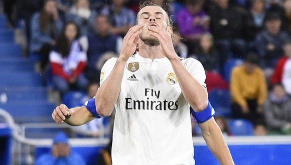 Real Madrid cayó 1-0 ante Alavés por la Liga Santander