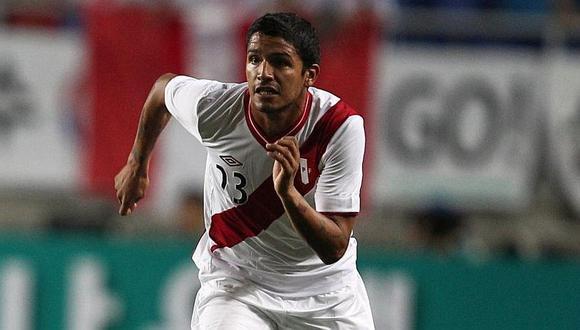 Reimond Manco no siente 'obligación' de estar en la Selección Peruana