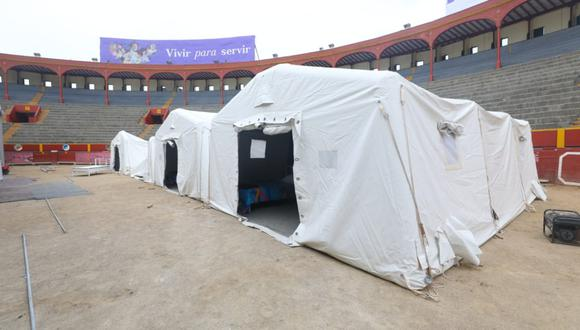 Asociación Cultural Taurina del Perú denuncia a Jorge Muñoz por utilizar la Plaza de Acho para pacientes con Coronavirus | Foto: GEC