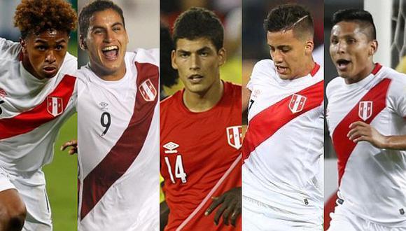 ¿Sin Paolo Guerrero? Cinco delantero a trabajar de cara a Qatar 2022