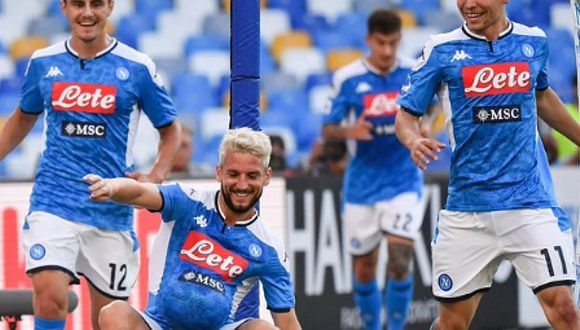 VER ESPN2, ESPN3 y ESPN + EN VIVO | Liverpool cayó 2-0 ante Napoli con gol de Mertens y Llorente por la Champions League
