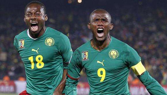Los convocados de la selección de Camerún para el Mundial Brasil 2014