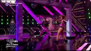 Reinas del show 2: Así bailó Isabel Acevedo en el reto sincronizado