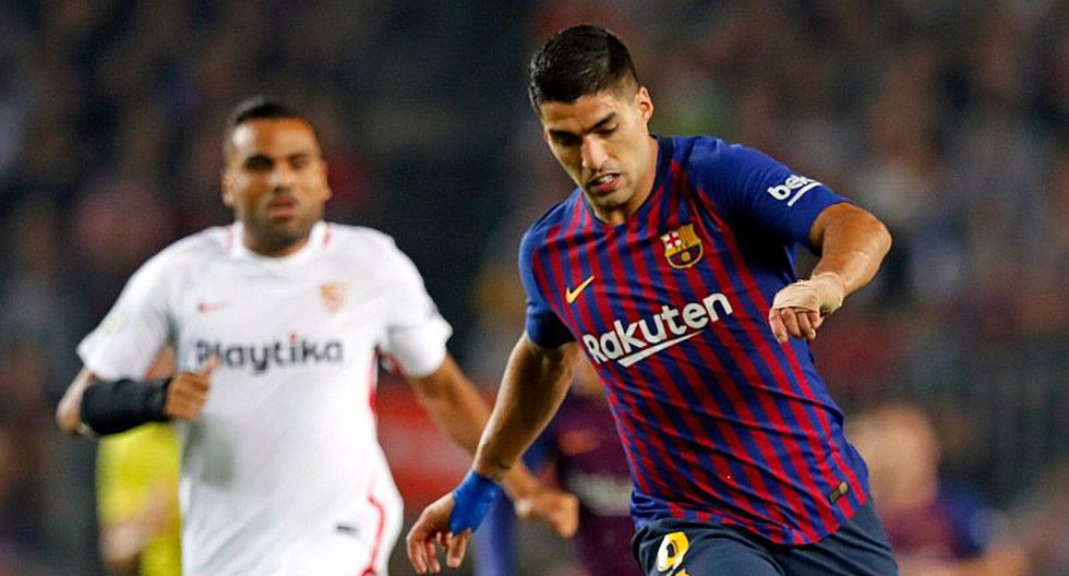 Luis Suárez agradece a leyenda uruguaya tras triplete al Real Madrid