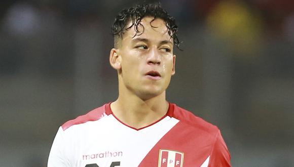 Cristian Benavente, la promesa de la selección peruana que no ha podido convencer a Gareca.