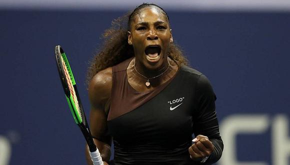 """Serena Williams  tildó de """"ladrón"""" a árbitro en final de US Open"""