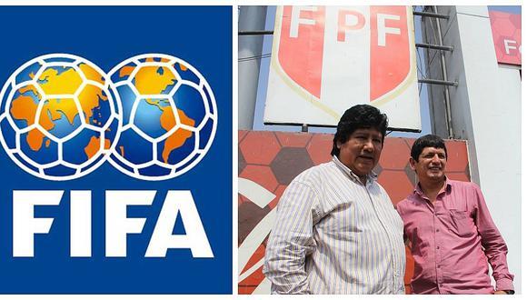 Vicepresidente de FPF jura que FIFA no va a desafiliarnos si derogan 'Ley Oviedo'