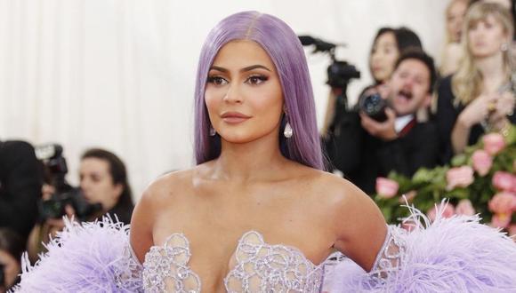 Kylie Jenner es una de las celebridades más queridas de las redes. (Foto: Clarence Kushner | AFP)