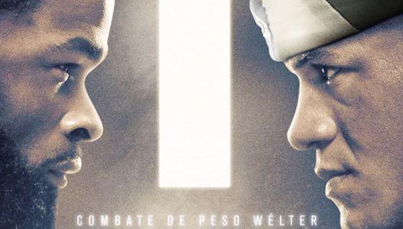UFC Fight Night: Tyron Woodley vs. Gilbert Burns se enfrentan en combate de peso wélter. (Foto: UFC)