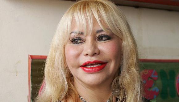 Susy Díaz contó que sufrió parálisis facial por el cobro excesivo de luz. (GEC)