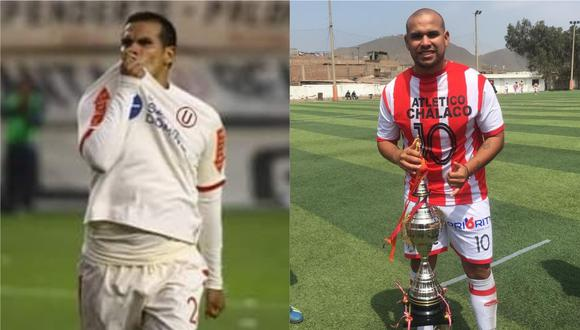 air Franco fue campeón de la Libertadores sub 20 con Universitario en 2011.