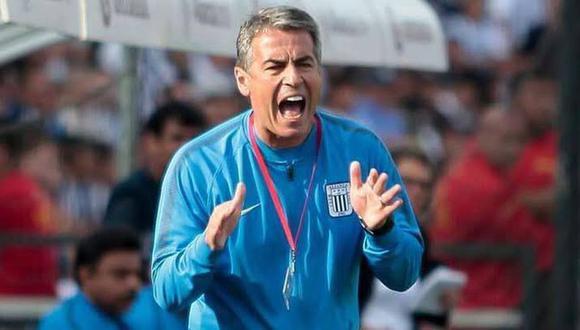 Alianza Lima   Pablo Bengoechea deja de lado la línea de tres y realiza cambios en el sistema blanquiazul