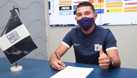 Edhu Oliva jugó las últimas tres temporadas por Universidad San Martín. (Foto: Alianza Lima)