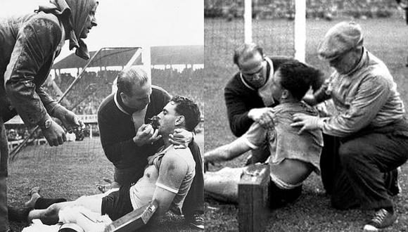 Perú vs. Uruguay: El día que el abuelo de Hohberg murió y lo revivieron en pleno partido del Mundial Suiza 54