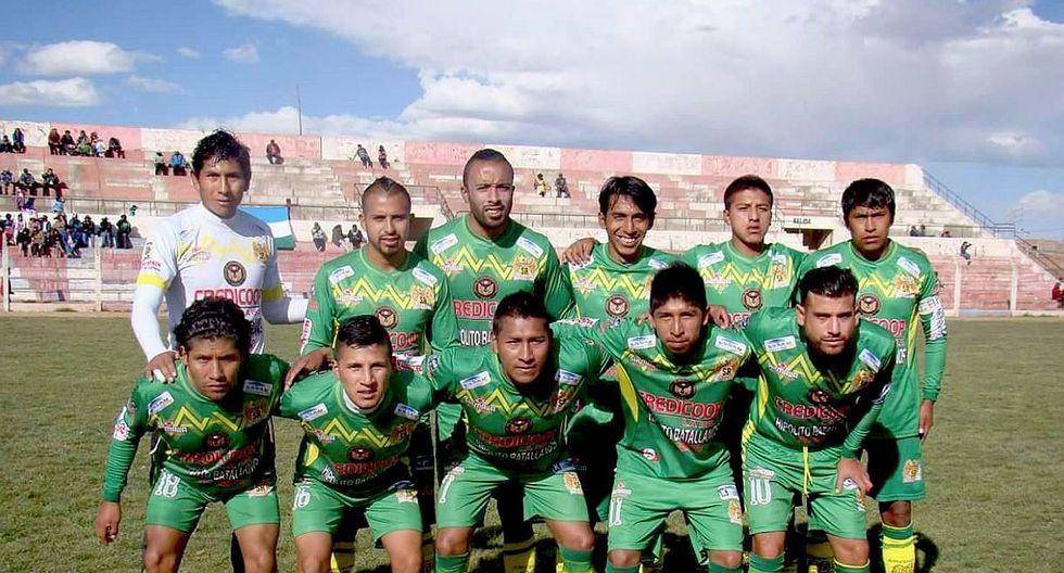 Copa Perú: 11 jugadores del Credicoop de Juliaca dieron positivo en pruebas de COVID-19