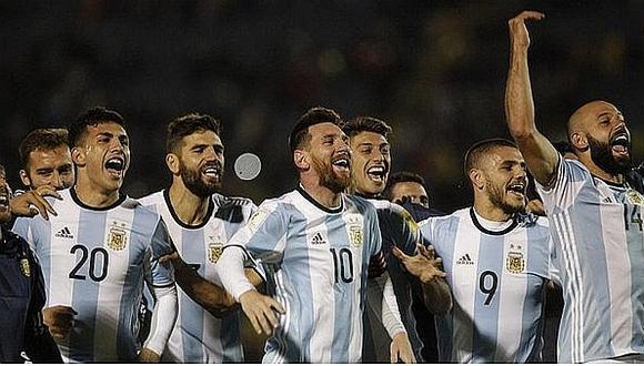 Delantero descarta jugar con Argentina los Panamericanos Lima 2019
