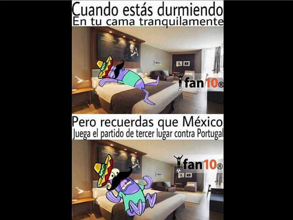 México es protagonista de memes tras caer ante Portugal [GALERÍA]