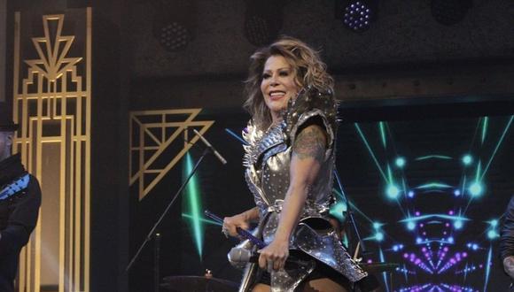 El padre de Alejandra Guzmán confirmó que cantante mexicana tiene coronavirus. (Foto: @laguzmanmx)