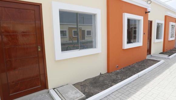 Bono Habitacional de 25 800 soles para construir en Sitio Propio: cómo acceder al beneficio del Estado. FOTO: Archivo