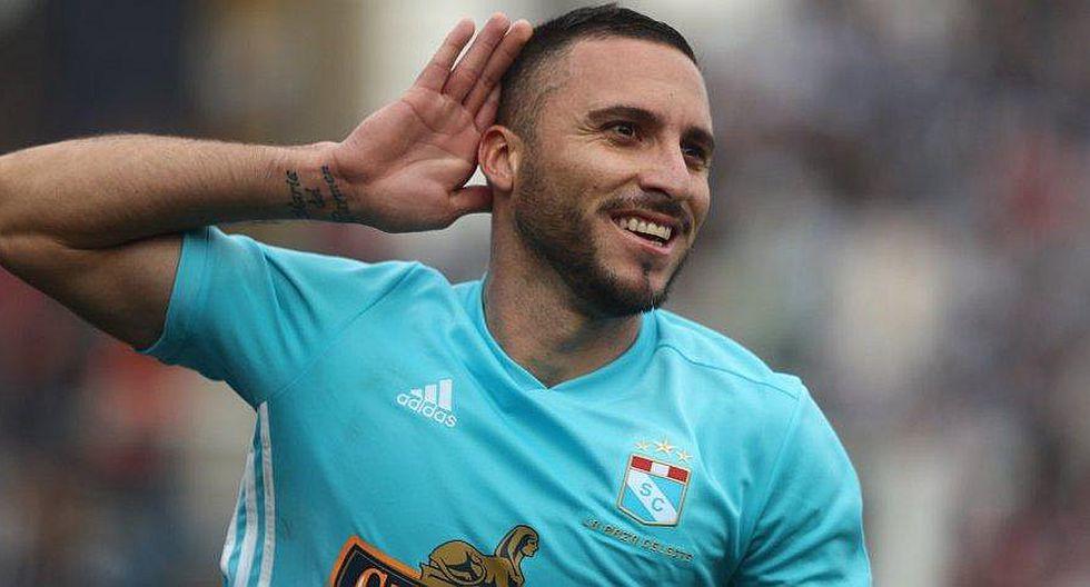 Emanuel Herrera descartó posibilidad de ir al Atlético Nacional