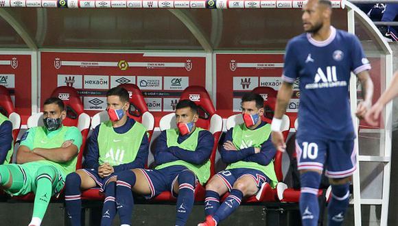 Gianluigi Donnarumma llegó al PSG a mediados de 2021 en calidad de jugador libre. (Getty)