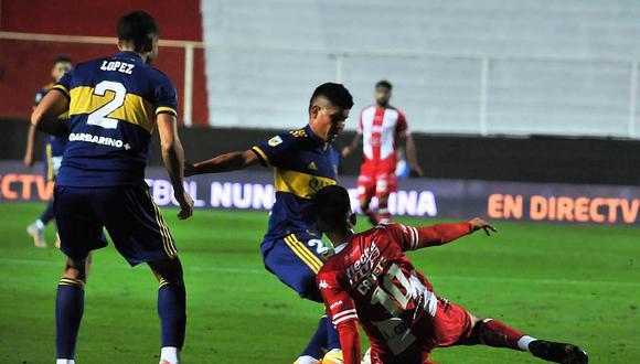 Boca no pudo con Unión en la fecha 1 de la Liga Profesional de Argentina e igualaron 1-1.