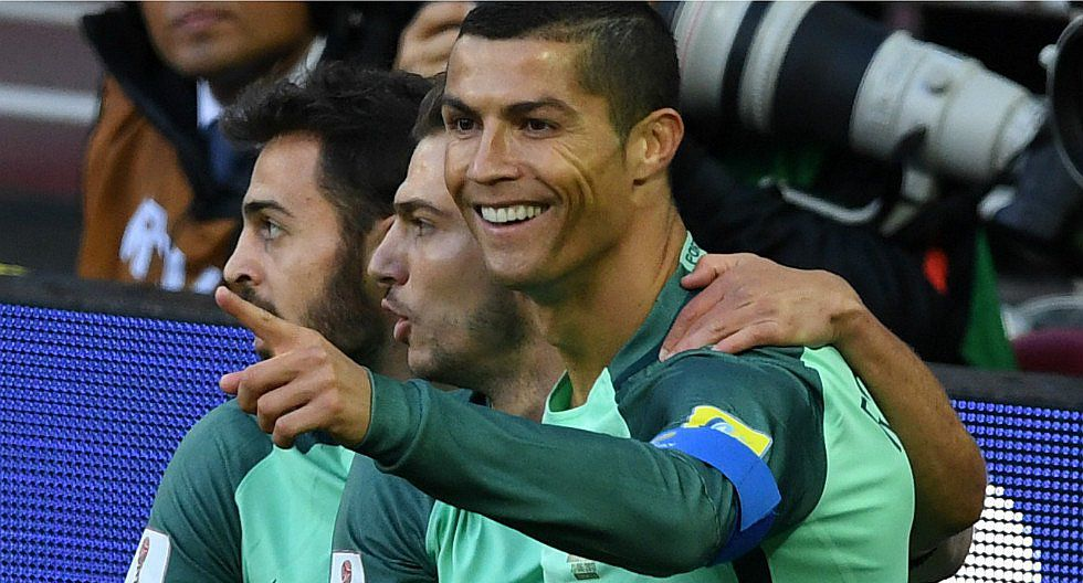 Cristiano Ronaldo: Portugal vs. Rusia EN VIVO ONLINE Confederaciones