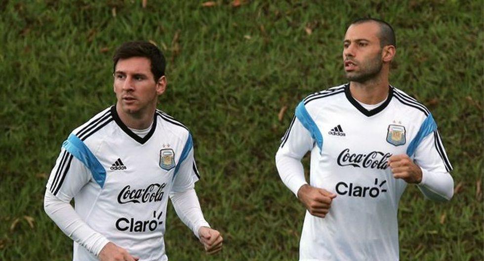 Lionel Messi: Javier Mascherano lo respalda con estas palabras