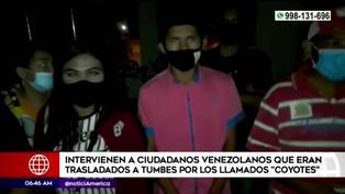 Tumbes: extranjeros pagaron 400 dólares para ingresar al Perú por rutas ilegales