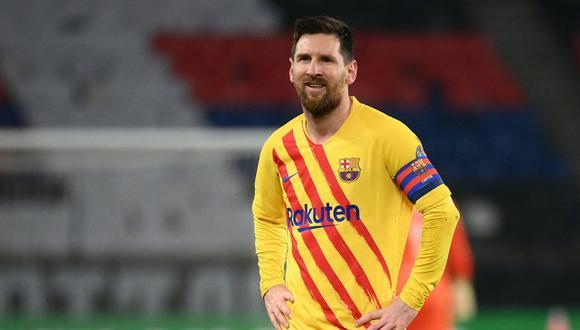 Lionel Messi enfrentará esta tarde con Argentina a Chile por las Eliminatorias rumbo a Qatar 2022. (Foto: EFE)
