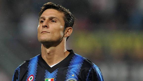 Javier Zanetti fue el capitán del Inter campeón de la Champions League 2009/2010. (Getty Images)