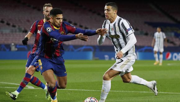 Juventus de Cristiano Ronaldo goleó al Barcelona de Lionel Messi en el Camp Nou