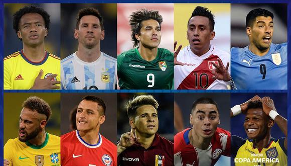 Revisa el fixture de la Copa América 2021 en donde podrás encontrar los grupos, partidos, cómo se juega, sedes y otros detalles del torneo