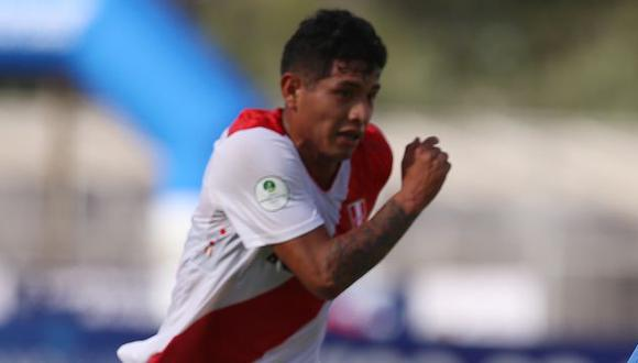 Dylan Caro participó en cinco partidos de Alianza Lima en la temporada 2020. (Foto: AFP)
