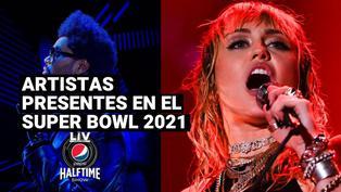 Super Bowl: éstos serán los artistas que cantarán en este evento deportivo