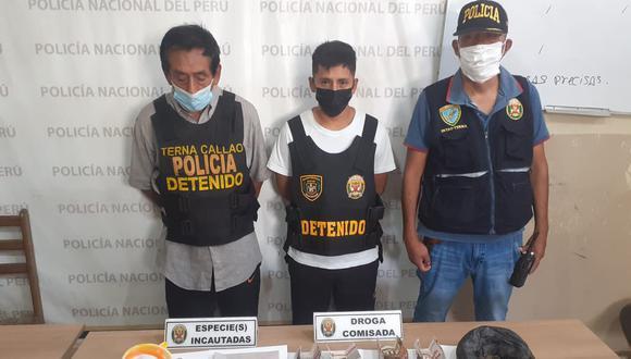 Anciano se dedicaba a la venta de drogas en el Callao (GEC)