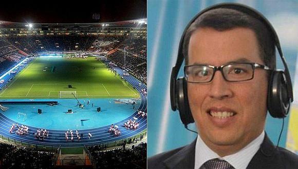 IPD ofrece el Estadio Nacional para el último adiós a Daniel Peredo