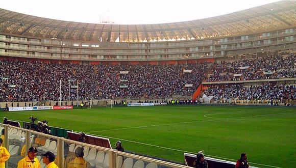 Selección peruana: gran noticia para Estadio Nacional en el final de las Eliminatorias