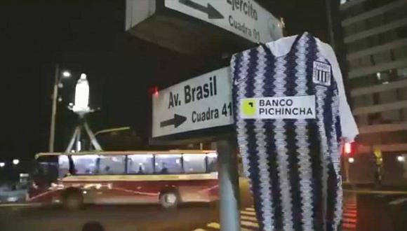 Alianza Lima: Qué pasó con el spot publicitario del conocido banco y la camiseta del club blanquiazul | VIDEO