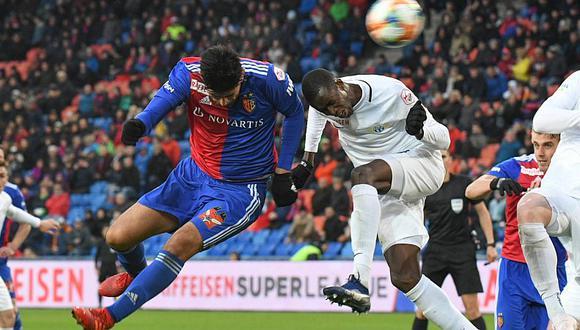 Pide Selección Peruana: Carlos Zambrano marcó golazo de cabeza con Basel | VIDEO