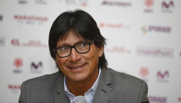 Ángel Comizzo es el entrenador de Universitario.