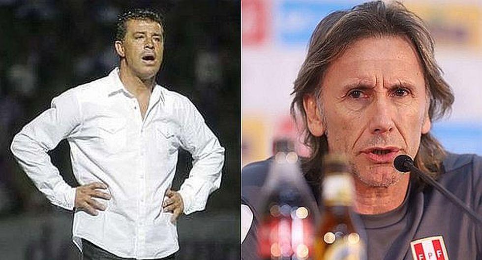 Amigo de Ricardo Gareca propone al 'Tigre' como DT de Argentina [VIDEO]