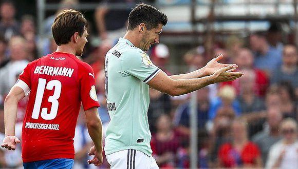 Lewandowski se queda en el Bayern Múnich