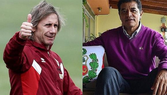 Gareca tuvo gran gesto con Juan José Oré tras su salida de la FPF