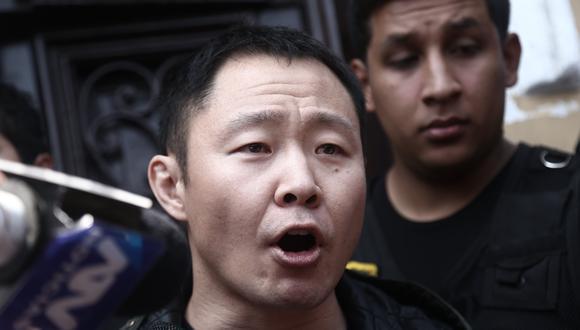 Kenji Fujimori confirmó que se contagió de coronavirus. (Foto: GEC)